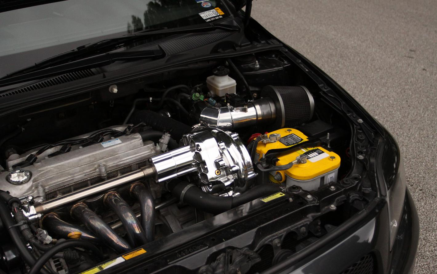 Toyota Scion Tc Customer Photos After Supercharger Metal