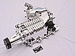 CHROME-LIKE METAL POLISHING - ALUMINUM EATON SUPERCHARGER FOR FORD MUSTANG CHROME POLISHED TO A MIRROR FINISH!