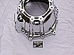 CHROME-LIKE METAL POLISHING PARTS - FORD MUSTANG TRANSMISSION BELL HOUSING POLISHED TO A CHROME - LIKE MIRROR FINISH!