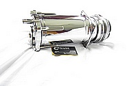1978 Buick Regal AC Compressor AFTER Chrome-Like Metal Polishing and Buffing Services