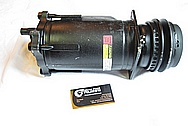 1978 Buick Regal Steel AC Compressor BEFORE Chrome-Like Metal Polishing and Buffing Services
