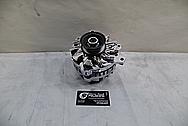 1993 Buick Roadmaster Aluminum Alternator AFTER Chrome-Like Metal Polishing - Aluminum Polishing Services
