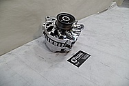 1993 Buick Roadmaster Aluminum Alternator AFTER Chrome-Like Metal Polishing - Aluminum Polishing Services