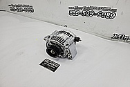 Denso Aluminum Alternator AFTER Chrome-Like Metal Polishing and Buffing Services / Restoration Services