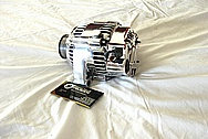 1993 - 1998 Toyota Supra 2JZ-GTE Aluminum Alternator AFTER Chrome-Like Metal Polishing and Buffing Services