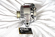 Aluminum Alternator AFTER Chrome-Like Metal Polishing and Buffing Services