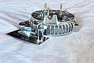 1995 Dodge Viper Aluminum Alternator AFTER Chrome-Like Metal Polishing and Buffing Services