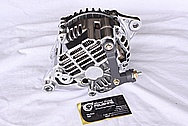 Mazda RX7 Aluminum Alternator AFTER Chrome-Like Metal Polishing and Buffing Services / Restoration Services