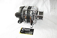 1950 Led Sled Mercury Aluminum Alternator AFTER Chrome-Like Metal Polishing and Buffing Services / Restoration Services