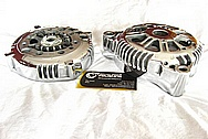 Chevrolet C5 Corvette Aluminum Alternator AFTER Chrome-Like Metal Polishing and Buffing Services / Restoration Services