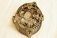 Toyota Supra Alternator BEFORE Chrome-Like Metal Polishing and Buffing Services