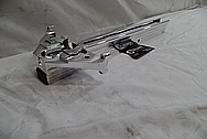 Aluminum Crossbow AFTER Chrome-Like Metal Polishing and Buffing Services / Restoration Services