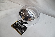 Aluminum Bowl Piece AFTER Chrome-Like Metal Polishing and Buffing Services / Restoration Services