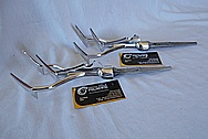 Aluminum Gardening Tools After Chrome-Like Metal Polishing and Buffing Services / Restoration Services