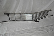 Aluminum Grill AFTER Chrome-Like Metal Polishing and Buffing Services / Restoration Services