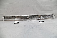 Aluminum Custom Trim Piece AFTER Chrome-Like Metal Polishing and Buffing Services / Restoration Services