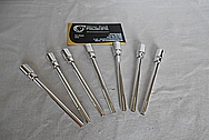 Aluminum Hardware Parts AFTER Chrome-Like Metal Polishing and Buffing Services / Restoration Services