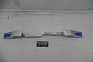 Aluminum Riser / Recurve Bow BEFORE Chrome-Like Metal Polishing and Buffing Services - Aluminum Polishing