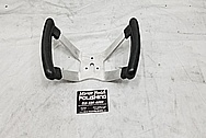Aluminum Go Kart Parts BEFORE Chrome-Like Metal Polishing and Buffing Services / Restoration Services - Aluminum Polishing