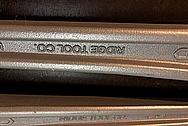 Ridgid Aluminum Wrench BEFORE Chrome-Like Metal Polishing and Buffing Services / Restoration Services - Aluminum Polishing - Wrench Polishing