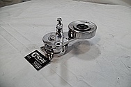 Toyota Supra Aluminum Engine Belt Tensioner AFTER Chrome-Like Metal Polishing and Buffing Services / Restoration Services