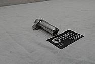 Toyota Supra 2JZ-GTE Aluminum Timing Belt Tensioner AFTER Chrome-Like Metal Polishing - Aluminum Polishing