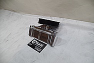 1993 Buick Roadmaster Aluminum Belt Idler AFTER Chrome-Like Metal Polishing - Aluminum Polishing Services