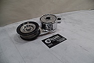 1993 Buick Roadmaster Aluminum Belt Tensioner AFTER Chrome-Like Metal Polishing - Aluminum Polishing Services