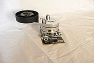 1993 - 1998 Toyota Supra Turbo 2JZ-GTE Aluminum Belt Tensioner AFTER Chrome-Like Metal Polishing and Buffing Services