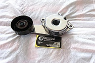 2003 Ford Mustang Cobra Aluminum Belt Tensioner AFTER Chrome-Like Metal Polishing and Buffing Services