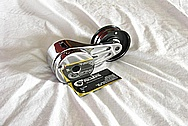 Saleen Mustang Aluminum Belt Tensioner AFTER Chrome-Like Metal Polishing and Buffing Services / Restoration Services
