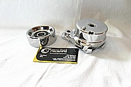 1950 Mercury Lead Sled Aluminum Belt Tensioner AFTER Chrome-Like Metal Polishing and Buffing Services / Restoration Services