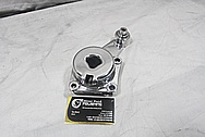 Aluminum Belt Tensioner AFTER Chrome-Like Metal Polishing and Buffing Services / Restoration Services