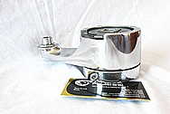 Toyota Supra 2JZ-GTE Aluminum Belt Tensioner AFTER Chrome-Like Metal Polishing and Buffing Services / Restoration Services