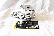 Aluminum V8 Engine Belt Tensioner AFTER Chrome-Like Metal Polishing and Buffing Services / Restoration Services