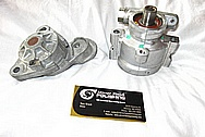 2000 Chevy Corvette Aluminum Belt Tensioner BEFORE Chrome-Like Metal Polishing and Buffing Services / Restoration Services