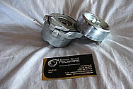 1950 Mercury Lead Sled Aluminum Belt Tensioner BEFORE Chrome-Like Metal Polishing and Buffing Services / Restoration Services