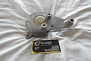 Toyota Supra 2JZ-GTE Aluminum Belt Tensioner / Steel Belt Tensioner Bracket BEFORE Chrome-Like Metal Polishing and Buffing Services / Restoration Services