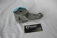 Ford Mustang Aluminum Belt Tensioner BEFORE Chrome-Like Metal Polishing and Buffing Services