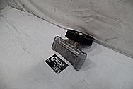 1993 Buick Roadmaster Aluminum Belt Idler BEFORE Chrome-Like Metal Polishing - Aluminum Polishing Services