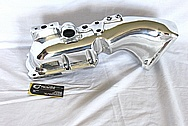 Ford Mustang Aluminum Kenne Belle Procharger Blower / Supercharger AFTER Chrome-Like Metal Polishing and Buffing Services