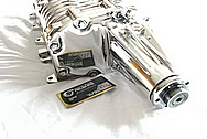 2003 Ford Mustang Cobra Eaton M112 Aluminum Blower / Supercharger AFTER Chrome-Like Metal Polishing and Buffing Services