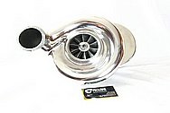 1993 BMW E36 BD Series Aluminum Powerdyne Blower / Supercharger AFTER Chrome-Like Metal Polishing and Buffing Services