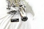 Ford Mustang SVT Aluminum Blower / Supercharger AFTER Chrome-Like Metal Polishing and Buffing Services / Restoration Services