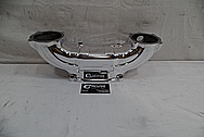 Magnuson/Eaton TVS2300 Supercharger Blower / Supercharger Inlet Piece AFTER Chrome-Like Metal Polishing - Aluminum Polishing - Metal Polishing