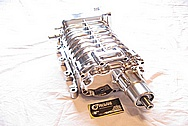 Ford Mustang Shelby GT500 Eaton Aluminum Blower / Supercharger AFTER Chrome-Like Metal Polishing and Buffing Services