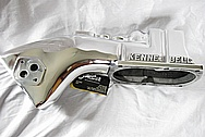 Ford Mustang V8 Kenne Bell Aluminum Blower / Supercharger AFTER Chrome-Like Metal Polishing and Buffing Services