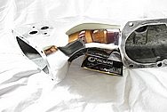 Ford Mustang V8 Kenne Bell Aluminum Blower / Supercharger Piece AFTER Chrome-Like Metal Polishing and Buffing Services