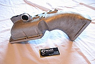 Ford Mustang V8 Kenne Bell Aluminum Blower / Supercharger BEFORE Chrome-Like Metal Polishing and Buffing Services