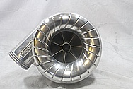 ATI Procharger F2 Series Blower / Supercharger BEFORE Chrome-Like Metal Polishing and Buffing Services / Restoration Services